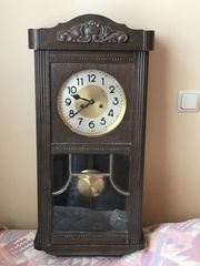 Wanduhr Pendeluhr Pendelwanduhr Uhr mit