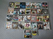 30x PS3 Spiele