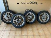 4 Winterkompletträder für GLA 215