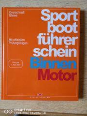 1 Buch Sportbootführerschein Motor mit