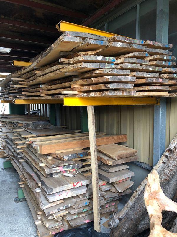 Bretter - Holz - Kirsch Esche