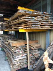 Bretter - Holz - Kirsch Esche Fichte