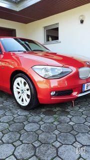 BMW 118 d F 20