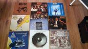 Suche Schallplatten bzw Musiksammlungen von