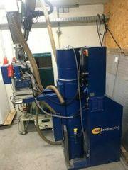 Granulat - Entstauber MB engineering S160