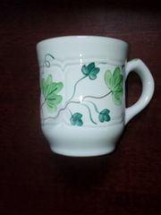 6 Herend Keramik-Becher Tassen