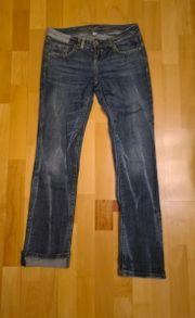 Hose Jeans Damen Gr 27