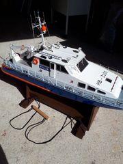 Graupner Bremen 9 Polizeiboot