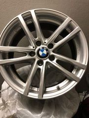 ALUFELGEN BMW X 1 oder