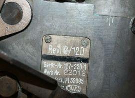 Bild 4 - Reflexvisier Revi C12D Fl 52095 - Halberstadt