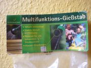 Gartenbrause Multifunktions-Gießstab