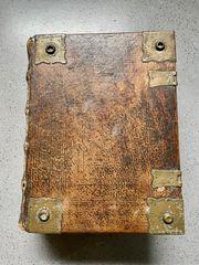 Bibel von 1736