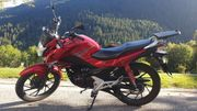 Honda CB125F Top Zustand