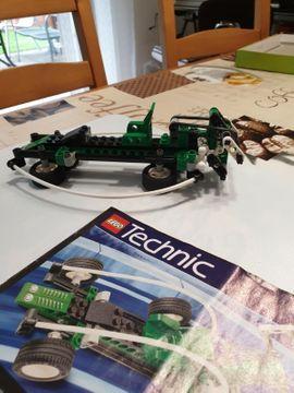 Spielzeug: Lego, Playmobil - Lego-Racer