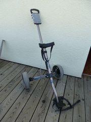 Golf Trolley Caddy sehr leicht