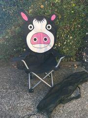Camping Stuhl für Kinder