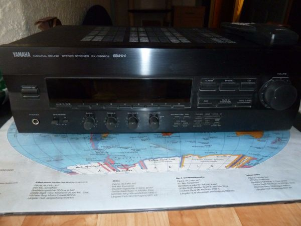 Receiver Yamaha RX - 396 RDS