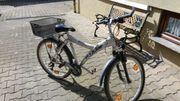 Jugend-Mountainbike Rahmenhöhe 50 cm