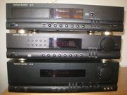 Harman Kardon Stereoanlage Verstärker Tuner