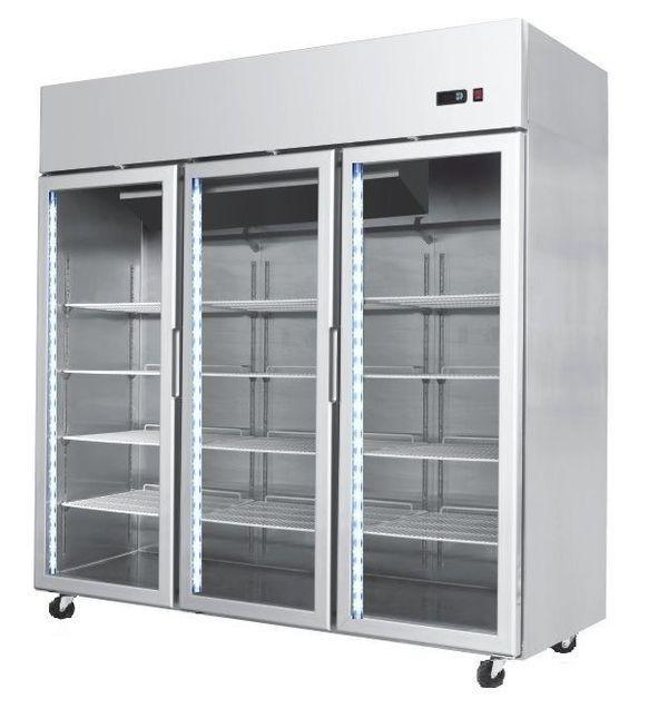 Wandtiefkühlregal Tiefkühlschrank Tiefkühlregal für Supermarkt