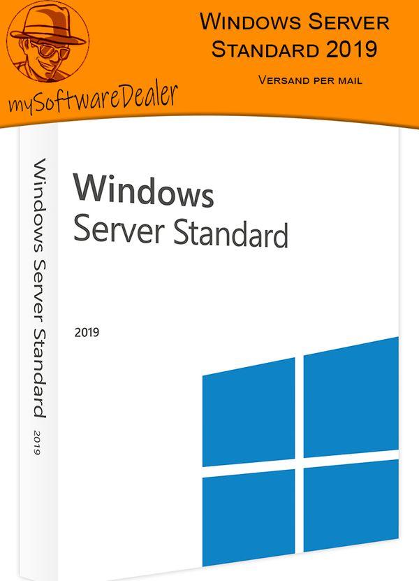 Windows Server 2019 Standard - Produktschlüssel