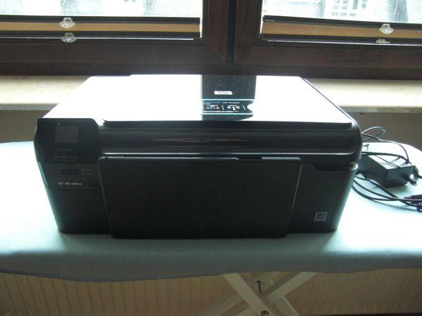 Drucker defekt HP Photosmart Wireless