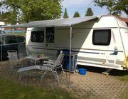 Verkaufe Wohnwagen Fendt Saphir 465