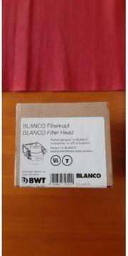 BLANCO Filterkartusche mit -kopf Fontas