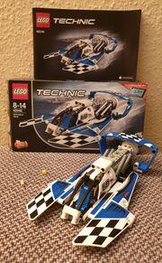 Lego Technic Hydroplane Racer Rennboot