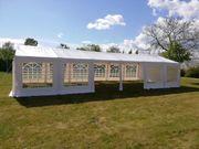 Zelt Festzelt Partyzelt Pavillon 12x5m