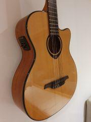 Akustische klassische Gitarre LAG