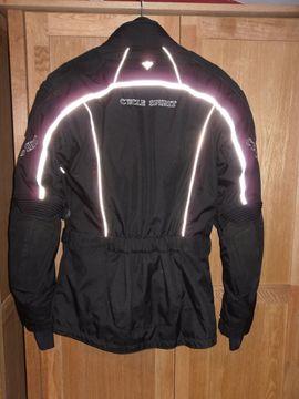 Motorradbekleidung Herren - Motorradtextiljacke cycle spirit Gr 98