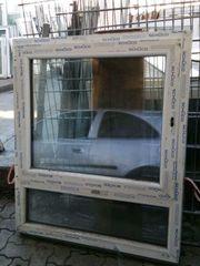 Neues Schüco Fenster mit Unterlicht