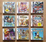 Nintendo RPG Spiele Nintendo DS