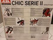 Schlauchwagen Chic Serie II brandneu