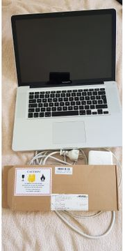 Macbook Pro 15 defekt