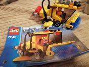 LEGO City 7242 Kehrmaschine