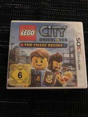 LEGO CITY Nintendo 3DS Spiel