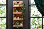 NEU Küchen-Regal Hemingway 80cm Mahagoni