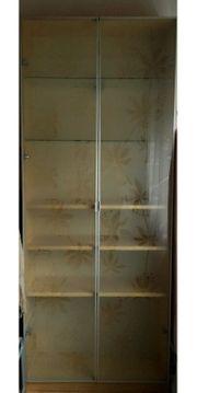 Ikea Schrank mit Glastüren und
