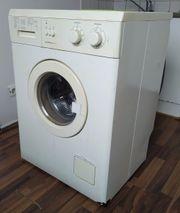 Gebrauchte Waschmaschine zu vergeben