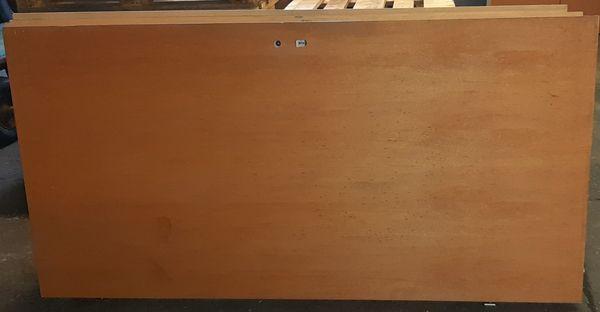 5 streichfähige Innentüren - Zimmertüren Limba