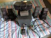 Logitech x540 5 1 Soundsystem