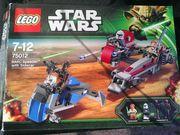 LEGO Star Wars 7-12 75012