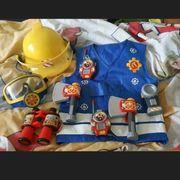 Feuerwehrman Sam - Verkleidungsset