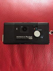 Konica 400 Pocketcamera 1975