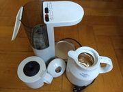 Kaffeemaschine Rowenta Filtertherm delux mit