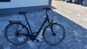 City-Bike der Firma Falter