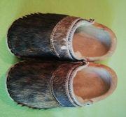 DEVICH Kinder HOLZ Schuhe