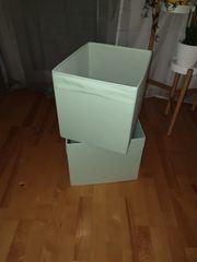 Stoffboxen 2x
